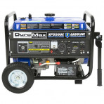 DuroMax XP5500E 5500 watt, 7.5 HP & 36.6-amp Portable Electric Start Gas Powered Generator Price to Low to Show!!!  RECONDITIONED