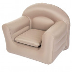 Bestway Fortech Inflatable Sofa Chair - Tan