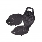 Ambiano Belgian Waffle Maker 760W White Or Black