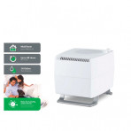1.6 Gal White Humidifier