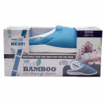 Cooling Bamboo Gel Slippers - Medium