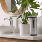 Soap Dispenser Stainless Steel Infrared Induction