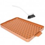 "Copper Chef X-Design BBQ Pan 18""X12"" - Mail Order"