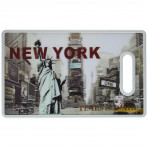NY City 3D Cutting Board