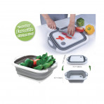 """Home Innovation Collapsible Cutting Board 15.7""""x11.8""""x1.2"""""""