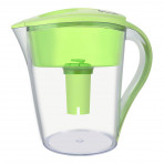 LeDoux Water Filter Pitcher Green