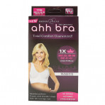 The Original Rhonda Shear 1X Ahh Bra™ In White