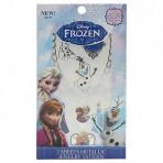 Disney Frozen Tattoos  (Metallic  2 Sheets)
