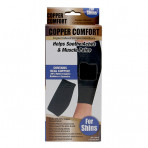 Copper Comfort Copper Infused Compression Brace For Shins  Adult 1 Size Fits Most
