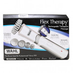 Wahl Flex Rechargeable Flex Theraphy Massager with 4 Attachments