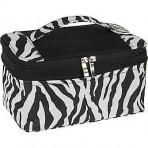 Expandable Travel Bag Zebra