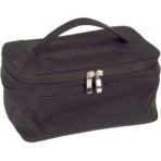 Expandable Travel Bag Black