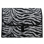 Hanging Travel Bag Zebra