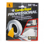 Caulk - Corner Tape For Perfect Bead and Joints (15'Roll)