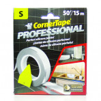 """Corner Tape - Caulking Tape Guide To Get Perfect Beads and Joints (50'Roll) 1/6"""" Bead"""