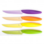 Gela Multicolor Steak Knife 4 pcs Set