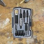 Master Mechanic Drill Drive Set 10 Pc.