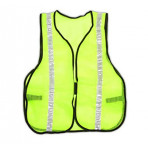 Stanley Traffic Vest Reflect Yellow