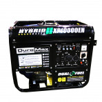 "DURO MAX 10000 WATT DUAL FUEL HYBRID GENERATOR GRADE ""A"" RECONDITIONED  Price to Low to Show!!!"