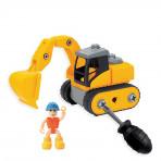DIY Little Builder Construction Series Toy Chef